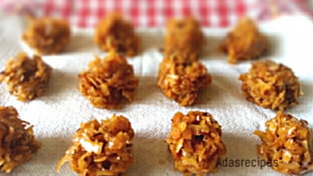 Make Crunchy Nigerian Coconut Candy Recipe