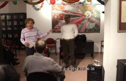 Gál Tamás színművész a Pozsonyi Casinóban
