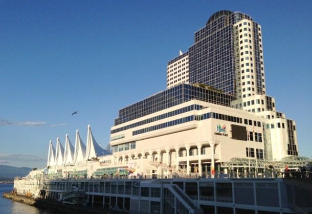 Vancouver - Coal Harbour
