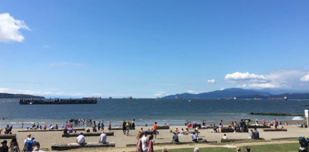 Vancouver - English Bay