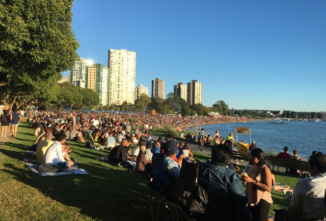 Vancouver - English Bay