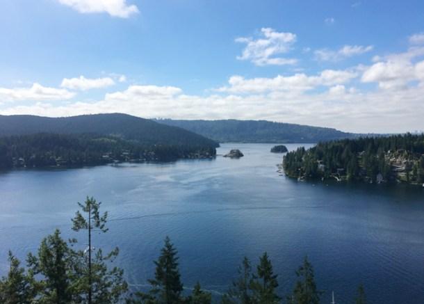 Vancouver - Quarry Rock Hike
