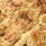 Gluten-Free Garlic Herb Cheese Rolls