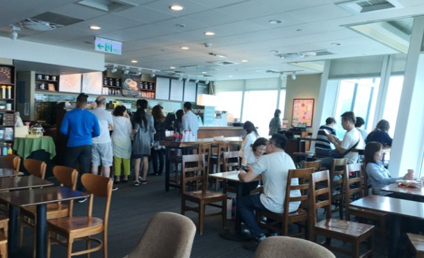 Starbucks 101 in Taipei