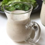 Creamy Greek Yogurt Caesar Dressing