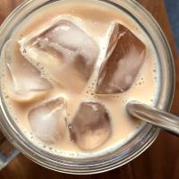 Iced English Tea Latte