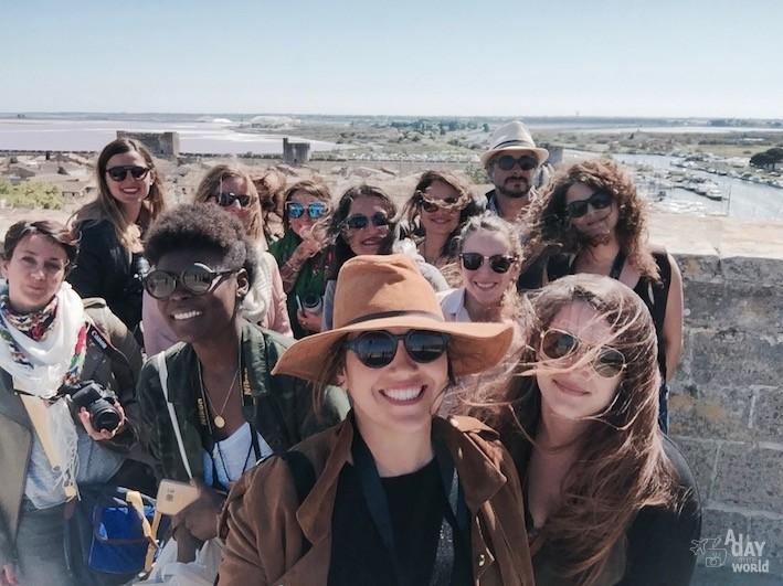 blog trip camargue