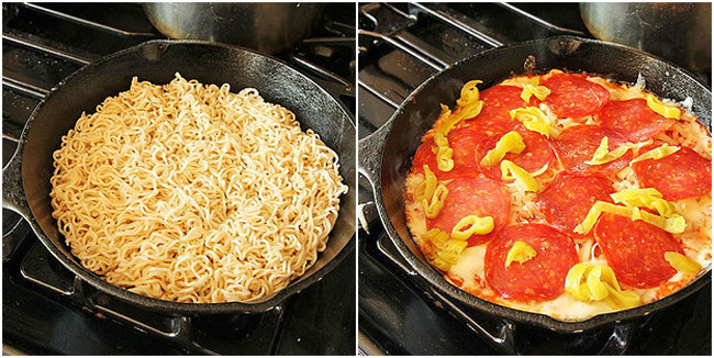 17 Easy Ways To Put Pizza On Everything 12