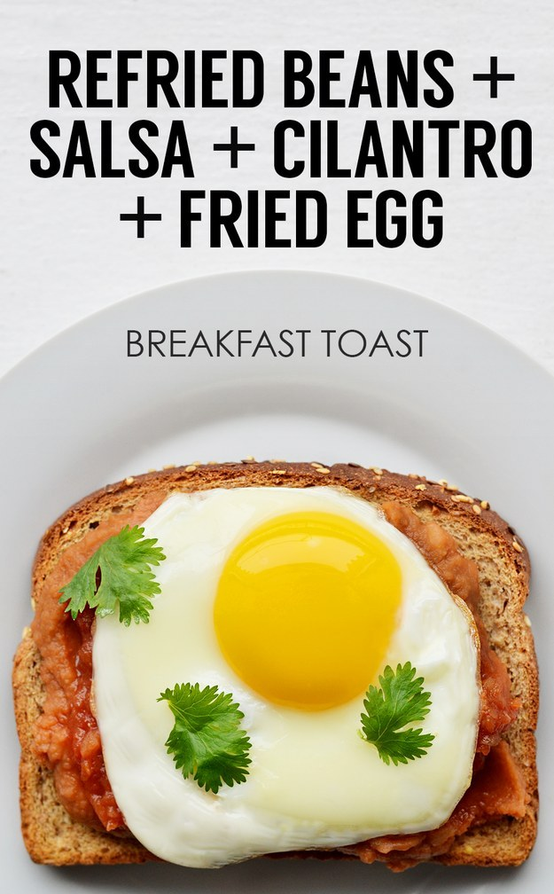 21 Ideas For Breakfast Toasts 3