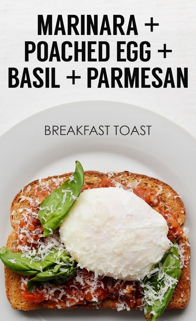 21 Ideas For Breakfast Toasts 11