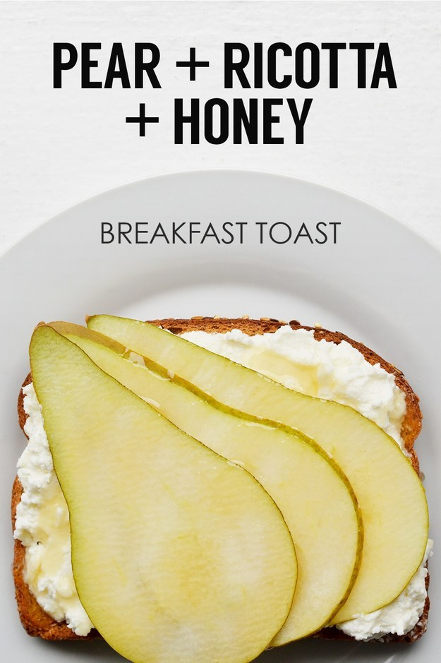 21 Ideas For Breakfast Toasts 19