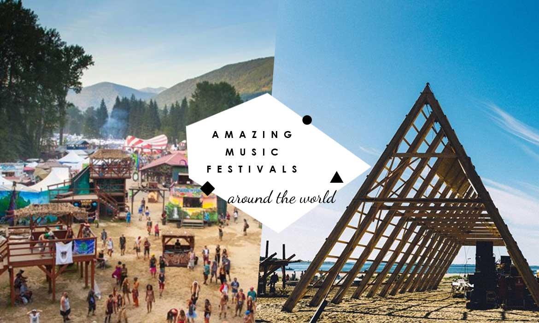 從煤礦到養牛場:5 個在不可思議地點舉辦的夏日音樂祭 ‧ A Day Magazine