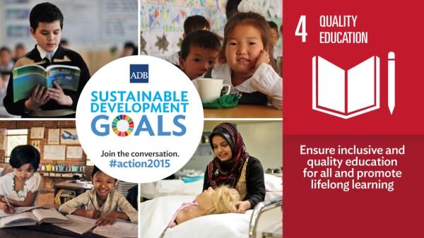 The Sustainable Development Goals | Asian Development Bank