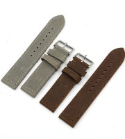vintage watch bands grey