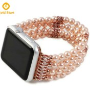 bead watch band