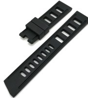tropic watch strap silicone diving military