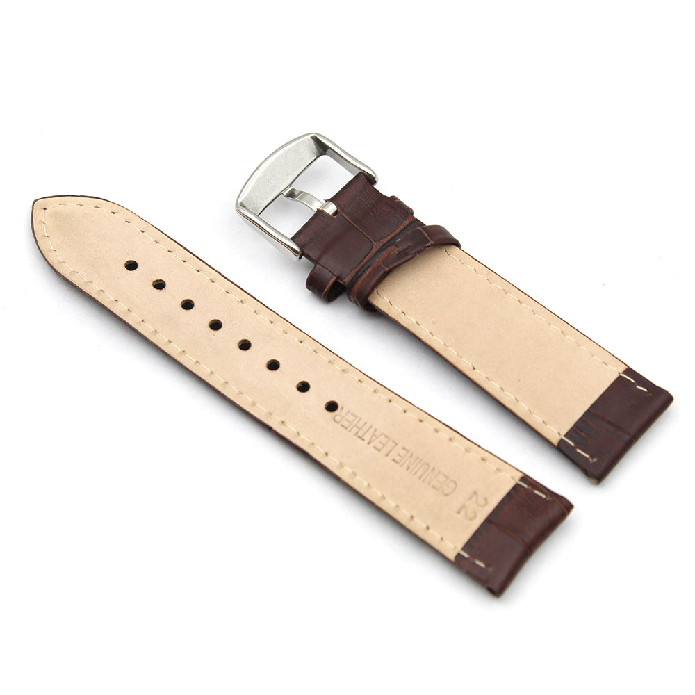 alligator watch strap high quality leather