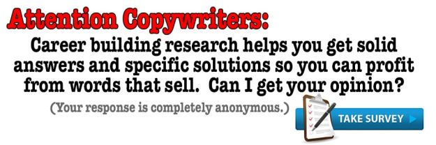 Attention Copywriters: Career Building Research