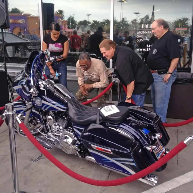Las Vegas Harley-Davidson - HDNV150