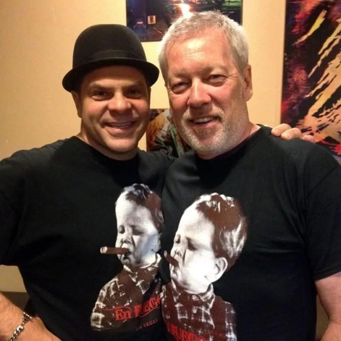 En Fuego Cigars, Michael Abdulah and A.D. Cook, Las Vegas, NV.