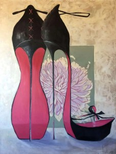Stiletto Shoes by Beti Kristof