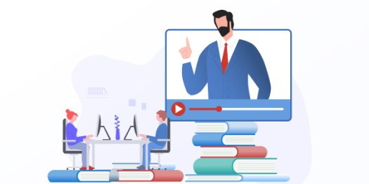 Teach employees with the Drupal platform