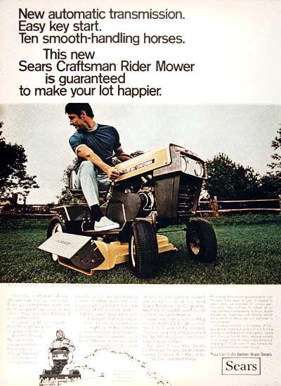 Vintage Sears Ads