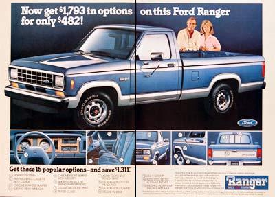 1987 Ford Ranger XLT