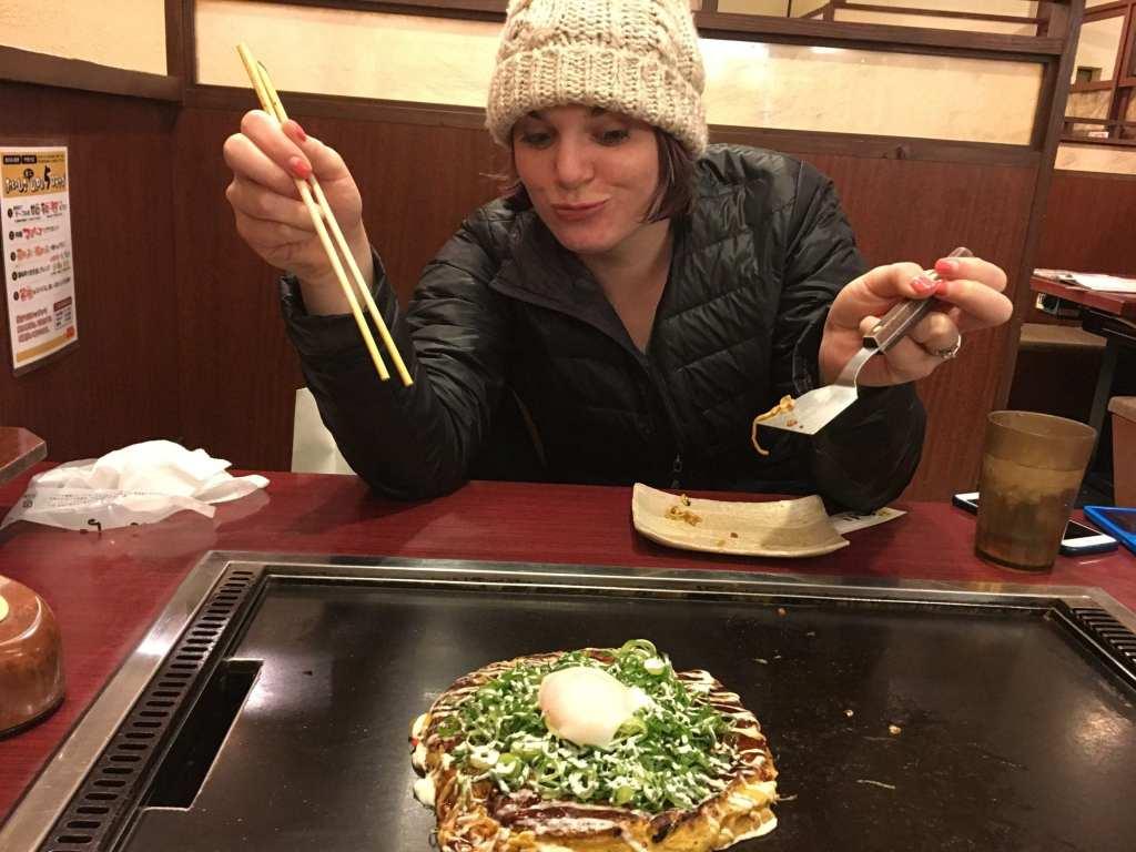 Shannon in Japan