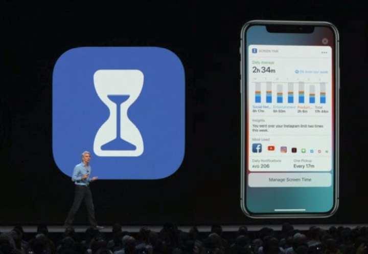 WWDC Screen Time