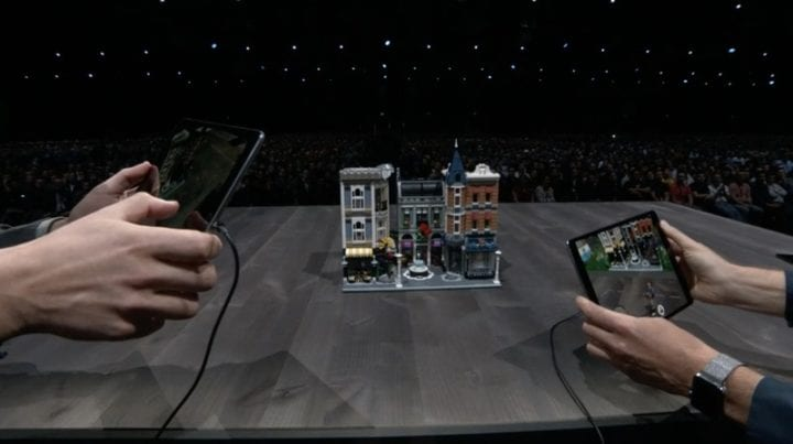 ARKit 2 Shared Experiences