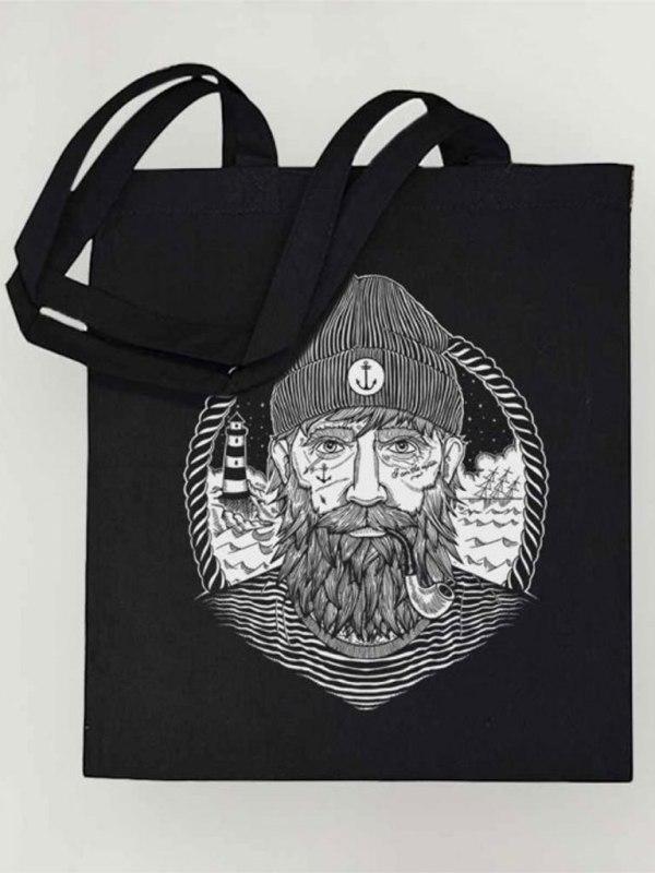 VIENTO - Dark Captain Väska
