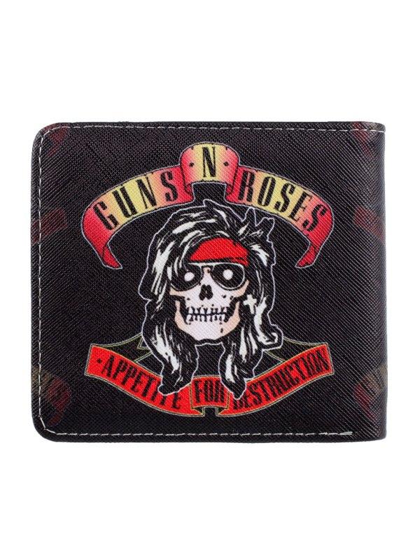 ROCKSAX - Guns N' Roses - Appetite For Destruction Plånbok
