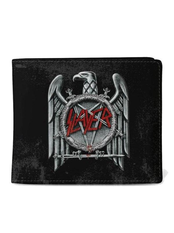 ROCKSAX - Slayer - Silver Eagle Plånbok