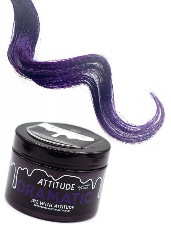 ATTITUDE - Dramatic Purple Hårfärg