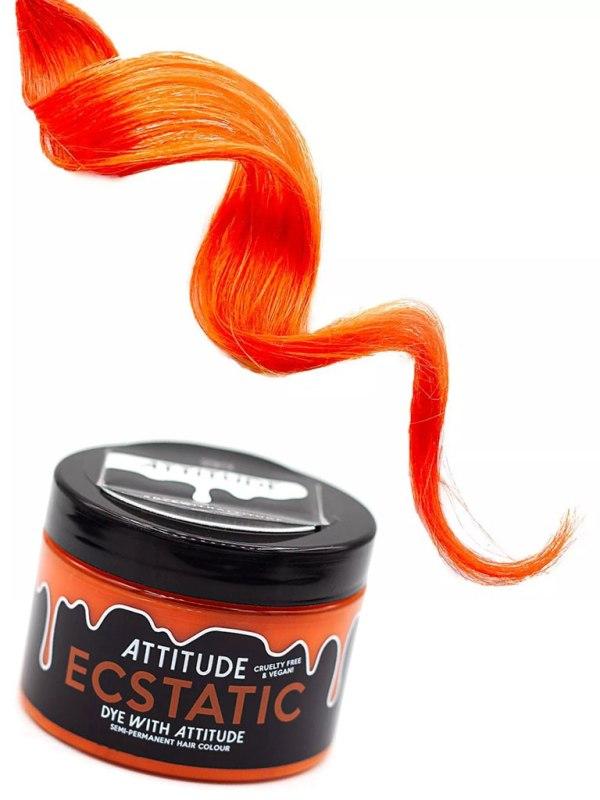ATTITUDE - Ecstatic Orange Hårfärg
