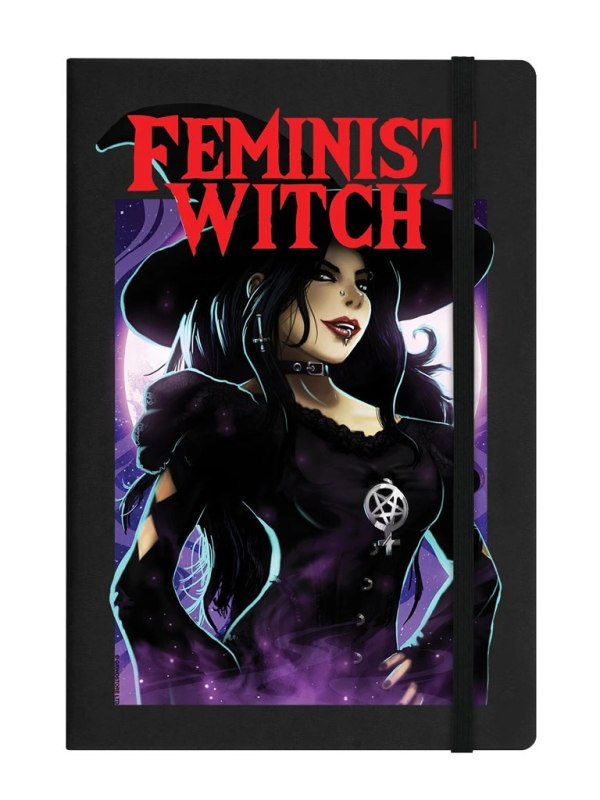 GRINDSTORE - Feminist Witch Notebook