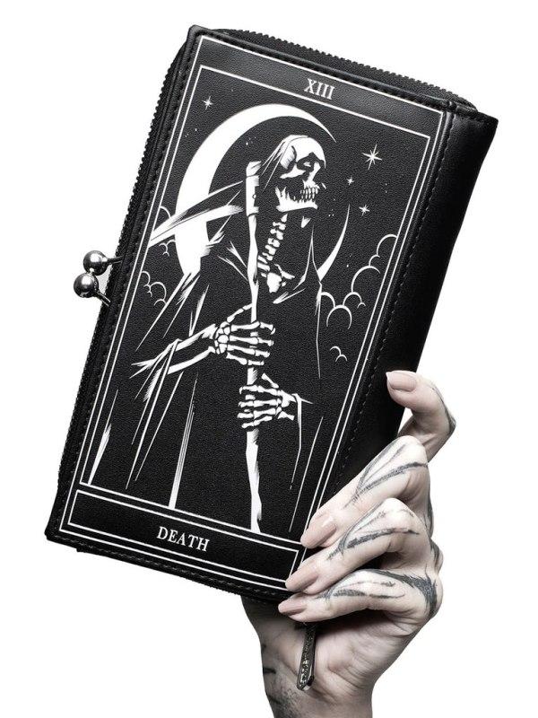 KILLSTAR - Death Plånbok
