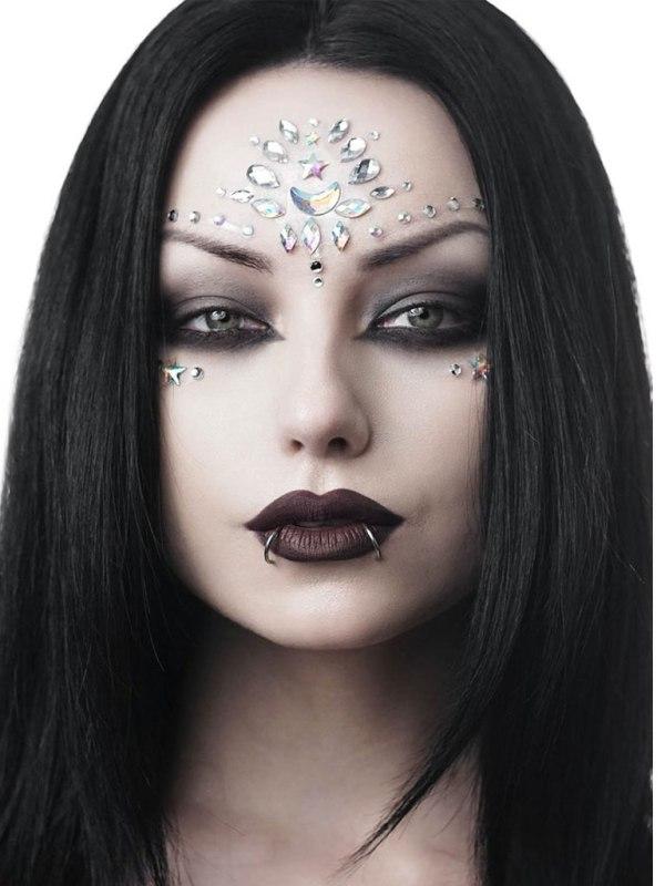 KILLSTAR - Moon Child Face Jewels [Aura]