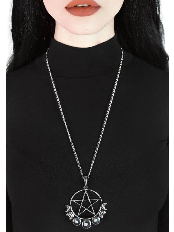 KILLSTAR - Opus Pentagram Halsband