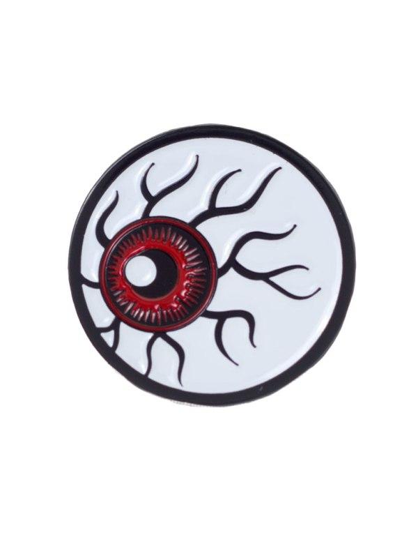 KUSTOM KREEPS - Eyeball Pin