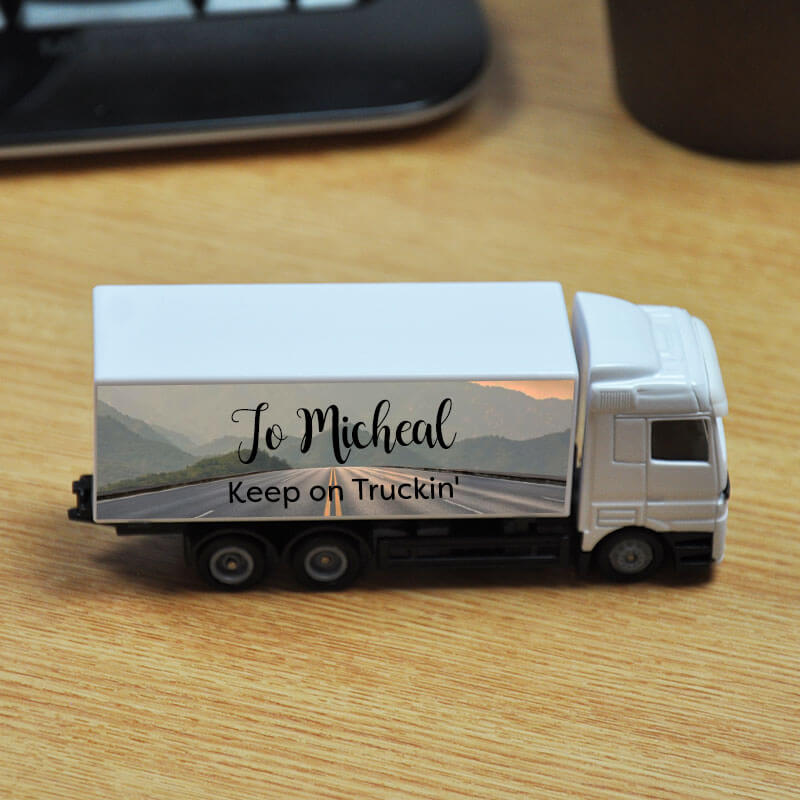 Personalised Truck