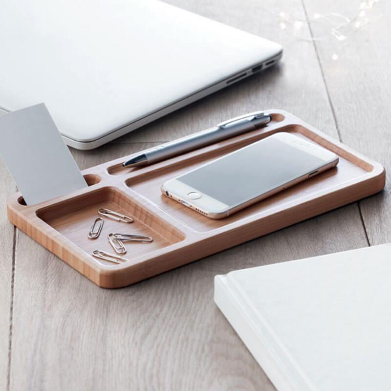 Personalised desk tigy