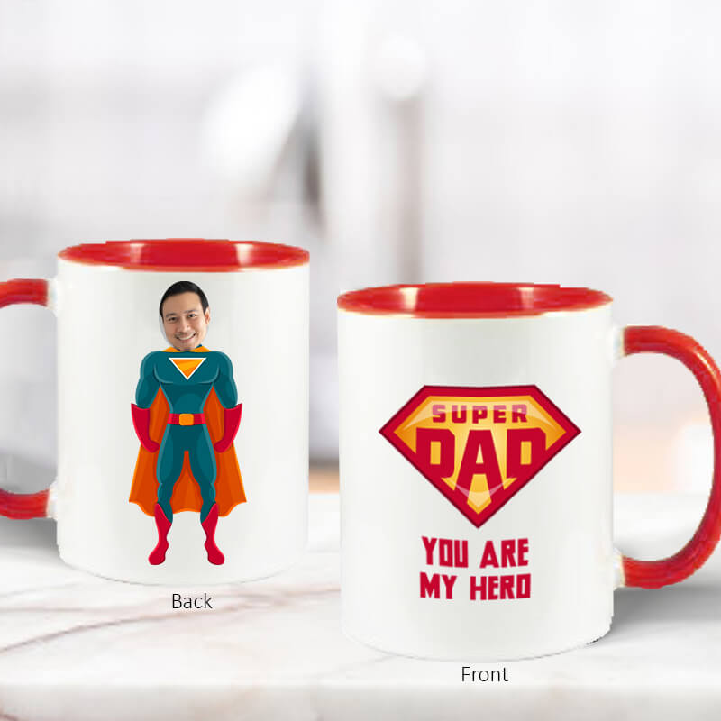 Personalised Father's Day Mugs