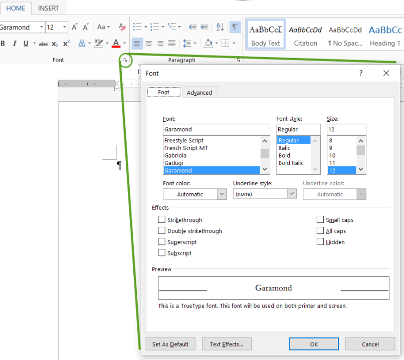 How To Put A Border Around Picture In Microsoft Word 2007