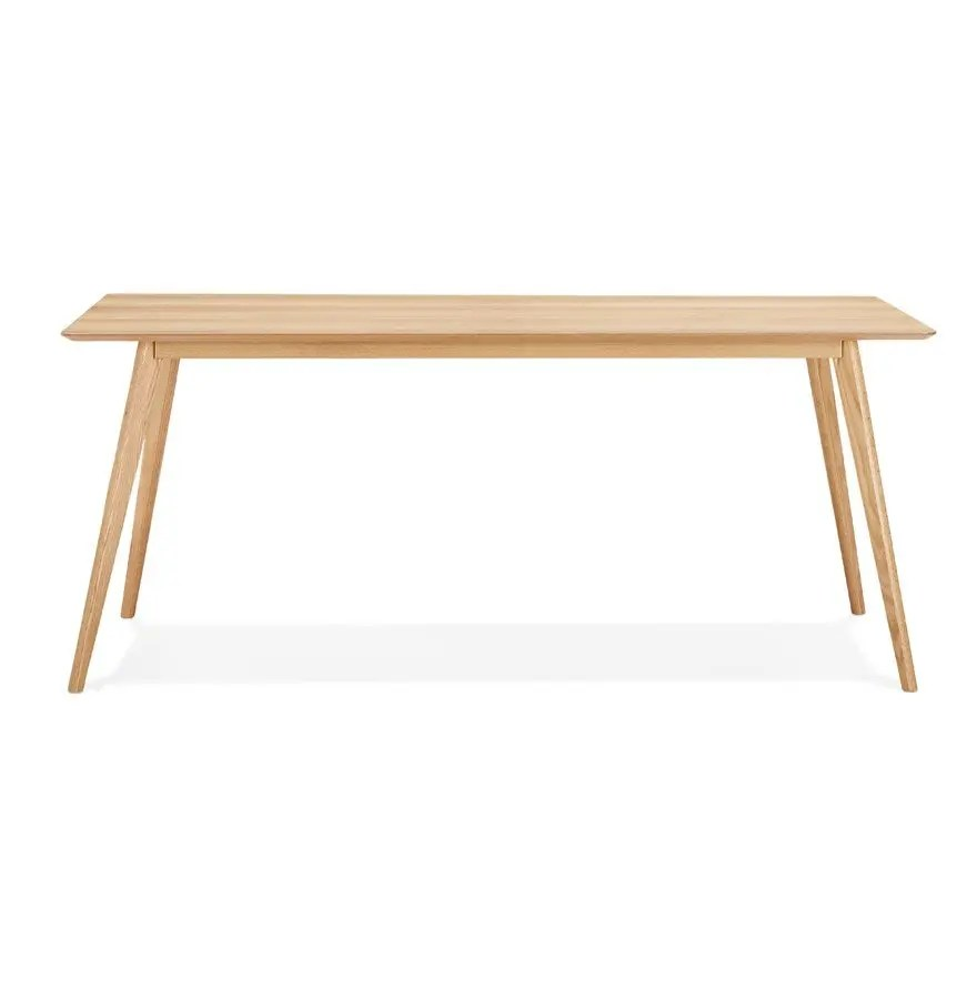 bois style scandinave 180x90 cm