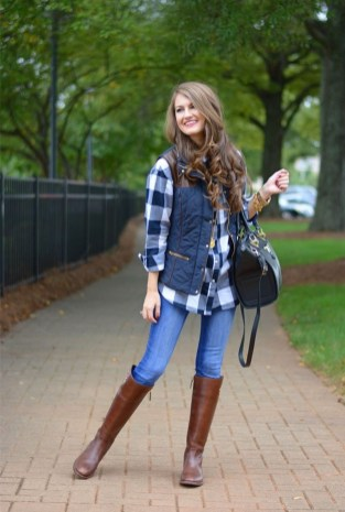 Adorable And Lovely Fall Outfits Ideas To Stand Out From The Crowd15