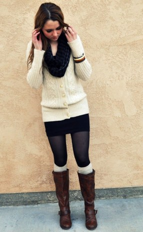 Adorable And Lovely Fall Outfits Ideas To Stand Out From The Crowd17