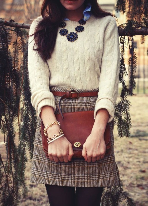 Adorable And Lovely Fall Outfits Ideas To Stand Out From The Crowd36