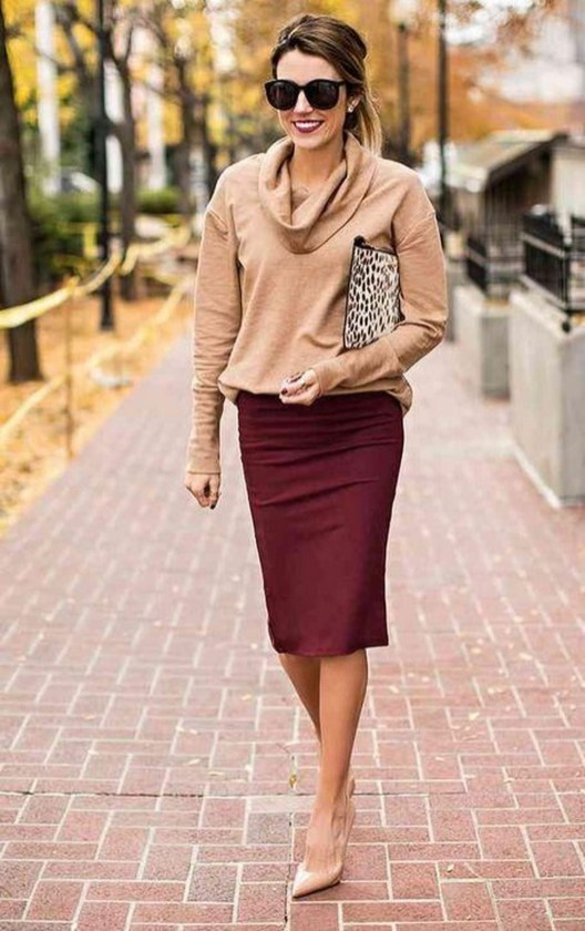 Adorable And Lovely Fall Outfits Ideas To Stand Out From The Crowd37